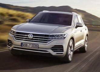 Οι τιμές του νέου VW Touareg στην Ελλάδα (+video)