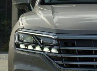 Μερική αποκάλυψη για το νέο VW Touareg (+video)