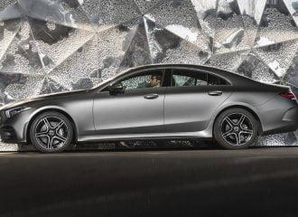 Τα 10 μυστικά της νέας Mercedes CLS