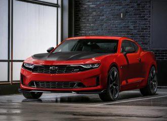 Νέα Chevrolet Camaro με 10 ταχύτητες