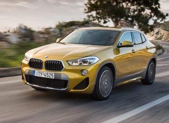 Ήρθαν οι φθηνότερες εκδόσεις της BMW X2