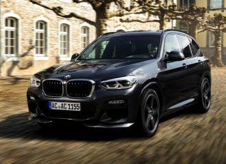 Νέα BMW X3 βελτιωμένη από την AC Schnitzer