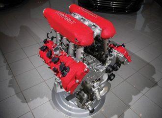 Πόσο πωλήθηκε καινούργιος κινητήρας από Ferrari;