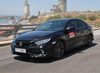 Εκπτώσεις σε μοντέλα Honda έως και 4.000 ευρώ!