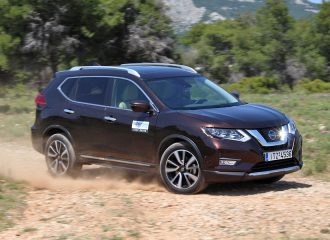 Δοκιμή Nissan X-Trail 2.0 D 177 hp CVT 4×4