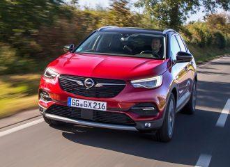 Νέο Opel Grandland X Design Line