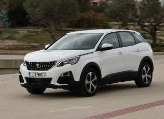 Peugeot 2008, 3008 και 5008 σε ειδικές τιμές