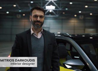 Ο Έλληνας σχεδιαστής εσωτερικού της Skoda