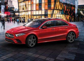 Νέα Mercedes A-Class Sedan