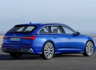Νέο Audi A6 Avant με υβριδική τεχνολογία (+video)