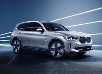 Έρχεται η ηλεκτρική BMW X3 (+video)