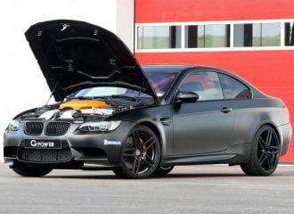 Κιτ υπερτροφοδότησης για BMW M3