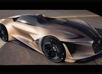 DS X E-Tense: Xωρίς τιμόνι αλλά με 1.360 ίππους (+video)