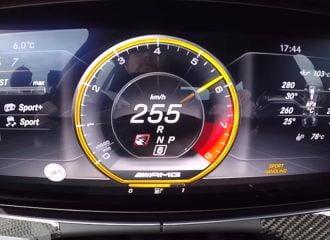 Mercedes-AMG E 63 S «τελικιάζει» για πλάκα! (+video)