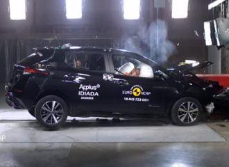 Πόσο ασφαλές είναι το ηλεκτρικό Nissan LEAF; (+video)