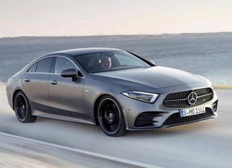 Στην Ελλάδα η Mercedes CLS. Δείτε τις τιμές της (+video)