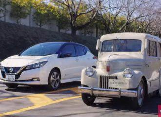 Ηλεκτροκίνητα Nissan εδώ και 70 χρόνια!