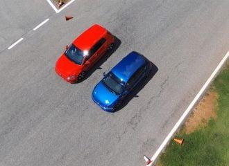 VW Polo GTI τα βάζει με Golf GTI (+video)