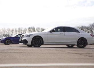 Τιτανομαχία: BMW M760i vs Mercedes-AMG S 63 (+video)