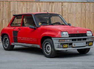 Renault R5 Turbo 2 Evolution από τα παλιά