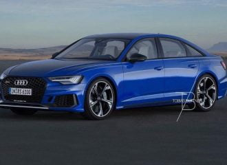 H Audi ετοιμάζει το νέο κορυφαίο RS 6 Sedan