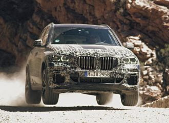 Η νέα BMW Χ5 περνάει από βασανιστήρια
