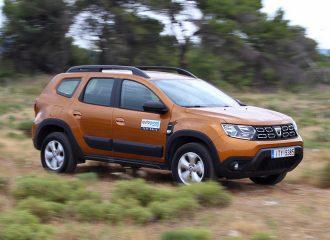 Δοκιμή Dacia Duster 1.5 dCi 110 hp 4×4