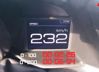 Ferrari 488 Pista πιάνει τα 0-100 σε 2,26 δλ.! (+video)