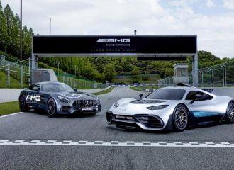 Η Mercedes-AMG ξενιτεύτηκε στην Κορέα!