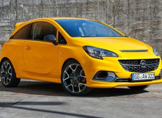 Οι επιδόσεις του Opel Corsa GSi 1.4 λτ. Turbo 150 PS