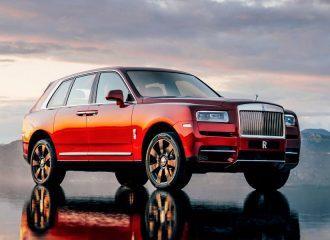 Rolls-Royce Cullinan: Η βασίλισσα των SUV (+video)