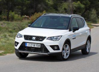Δοκιμή SEAT Arona 1.5 TSI 150 PS FR