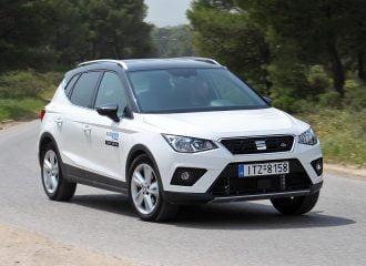 SEAT Arona FR: Πληρότητα σε προσιτές τιμές