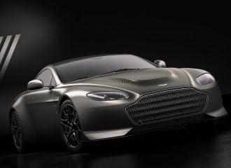 Aston Martin με 600 ατμοσφαιρικά άλογα