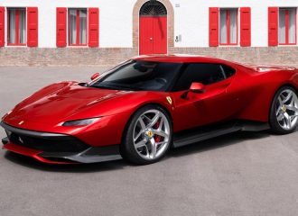 Νέα Ferrari SP38: Μία και μοναδική