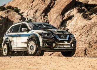 Nissan X-Trail έτοιμο για τον πόλεμο… των άστρων (+video)