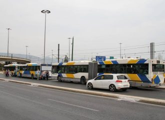 Ρυπογόνα και επικίνδυνα τα λεωφορεία της Αθήνας