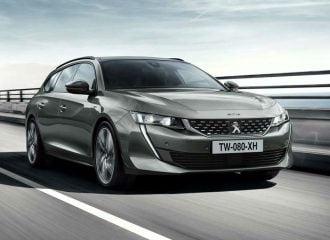 Εντυπωσιάζει το νέο Peugeot 508 SW