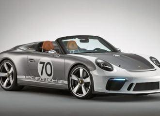 Χρόνια πολλά Porsche, με 911 Speedster Concept!