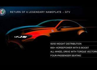 Νέες Alfa Romeo GTV και 8C με 600 και 700 άλογα!