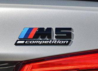 Τι συμβολίζουν τα 3 χρώματα στο BMW M;