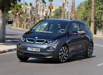 Άτοκη χρηματοδότηση για το BMW i3