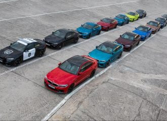 Video: Το BMW M Drive Tour στην Ελλάδα