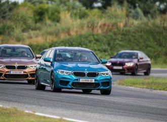 Στις Σέρρες με BMW M2, M4 και M5