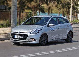 Δοκιμή Hyundai i20 1.0 T-GDI 100 PS