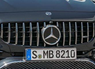 Ποια Mercedes πωλείται στην Ελλάδα 422.200 ευρώ;