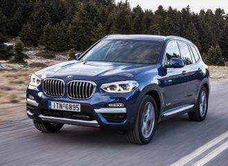 Διαθέσιμη η πιο προσιτή BMW X3