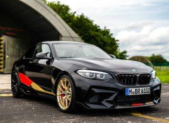 Μοναδική BMW M2 για την Εθνική Γερμανίας (+video)
