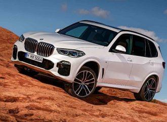 Νέες ντίζελ BMW X5 και X6 xDrive40d με 700 Nm