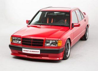Πωλείται η πιο άγρια Mercedes 190E που φτιάχτηκε ποτέ!
